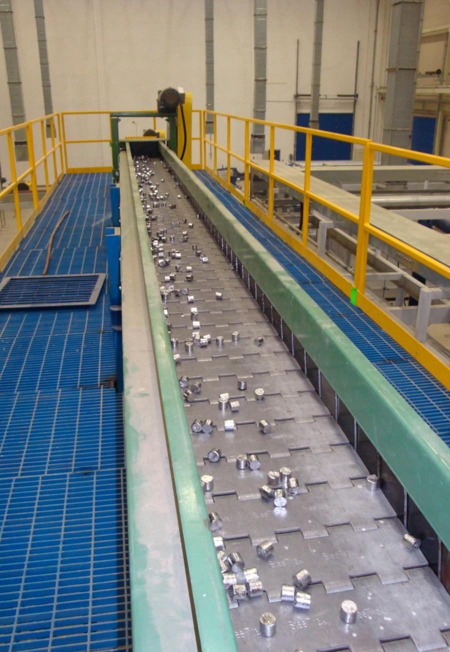 Pellet Conveyor