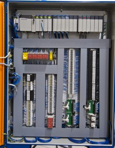 Dept 62 Robot Cell panel